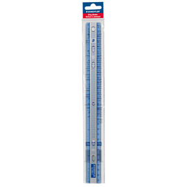 Staedtler Ring Binder Ruler - 12 Inch