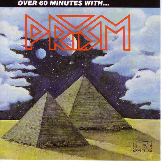 Prism - Over 60 Minutes with Prism - CD