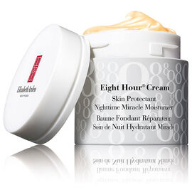 Elizabeth Arden Eight Hour Cream Skin Protectant Nighttime Miracle Moisturizer - 45g