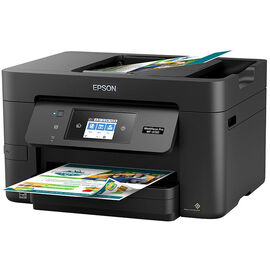 Epson WorkForce Pro WF-4720 All-in-One Printer - Black -  C11CF74201