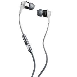 Skullcandy Ink'd 2.0 Headphones with Mic - Gray - S2IKYK610