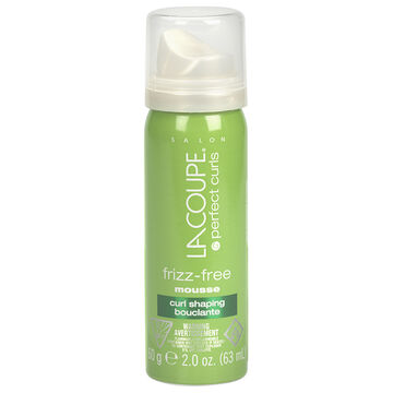 LaCoupe Perfect Curls Frizz Free Smoothing Mousse - 60g