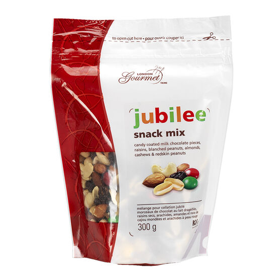 London Gourmet Snack Mix - Jubilee - 300g