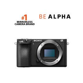 PRE-ORDER: Sony a6500 Body - Black - ILCE6500B