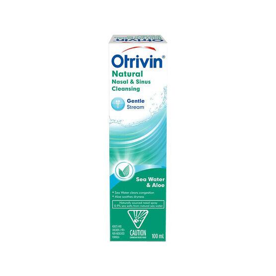Otrivin Gentle Stream Saline - 100ml