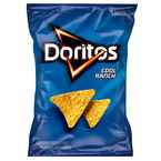 Doritos Tortilla Chips - Cool Ranch - 230g