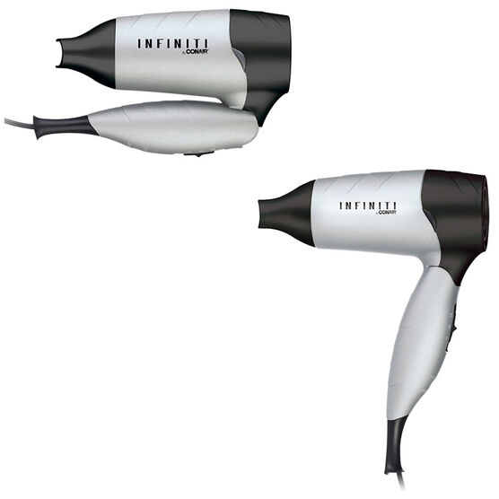 Infiniti by Conair 1200 Watt Travel Dryer - INF129C