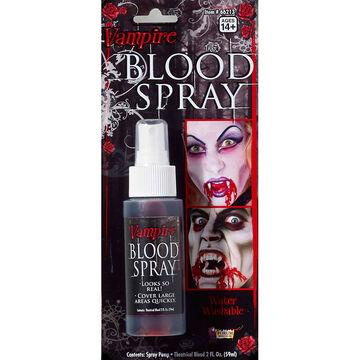Halloween Vampire Blood Spray