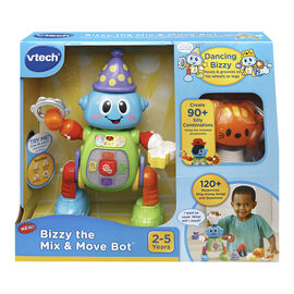 Vtech  Bizzy the Mix & Move Bot