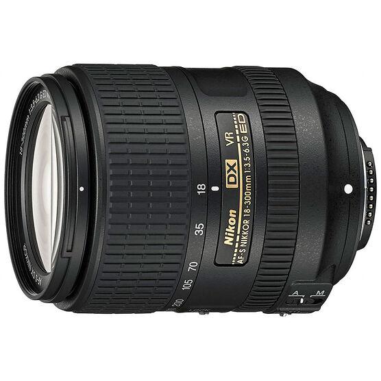 Nikon AF-S DX NIKKOR 18-300mm f/3.5-6.3G ED VR Lens - 2216
