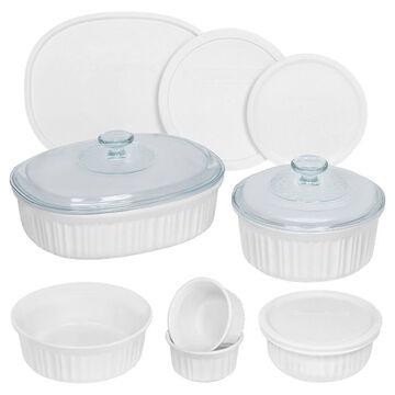 Corningware Set - French White - 12 piece