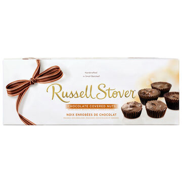 Russell Stover Chocolate Covered Nuts - 284g