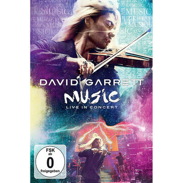 David Garrett - Music - DVD
