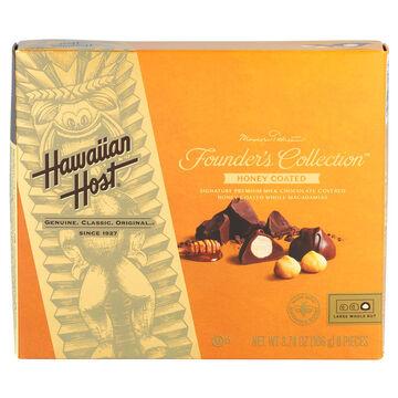 Hawaiian Host Honey Chocolate Macadamias - 119g
