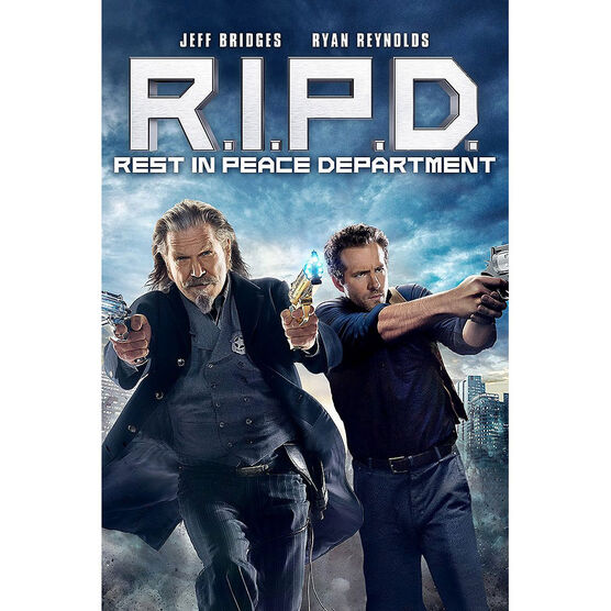 R.I.P.D. - DVD