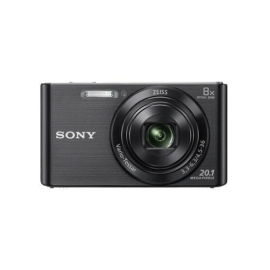 Sony W830 Camera - Black - DSCW830B