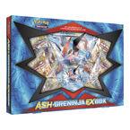 Pokémon Ash-Greninja Ex Box