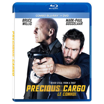 Precious Cargo - Blu-ray Combo