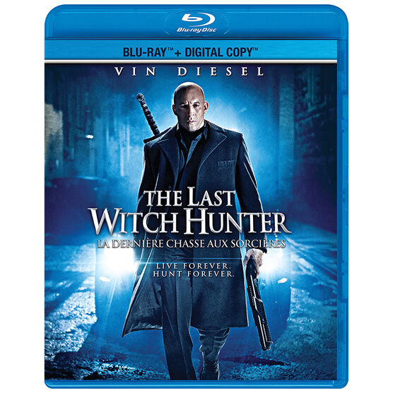 The Last Witch Hunter - Blu-ray