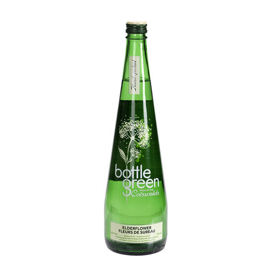 Bottle Green Green Tea & Elderflower - 750ml