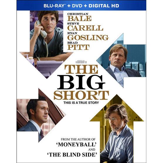 The Big Short - Blu-ray