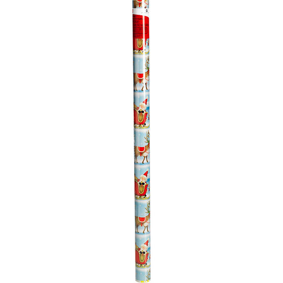 Plus Mark Holiday Classics Wrapping Paper