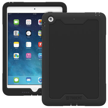 Trident Cyclops Case for iPad Mini - Black - CY-APL-IPADMINIR-BK