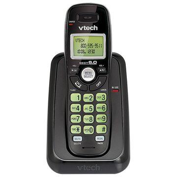 VTech CS DECT 6.0 with Caller ID - Black - CS611411