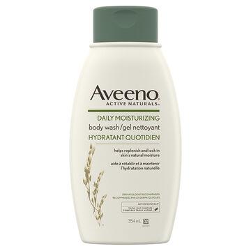 Aveeno Daily Moisturizing Body Wash - 354ml