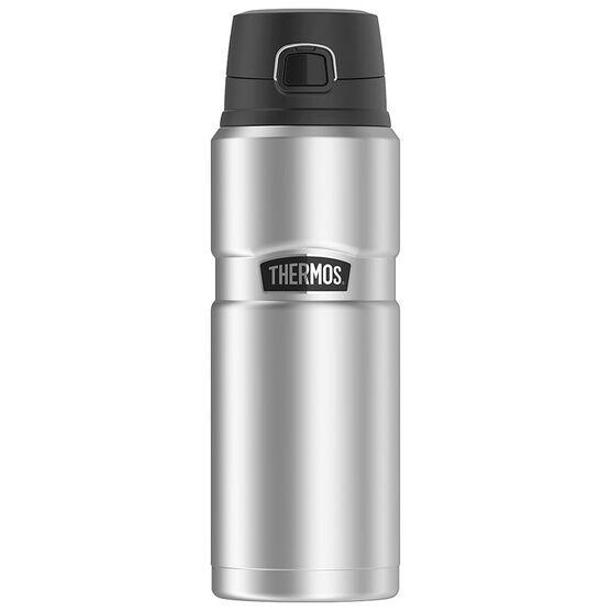 Thermos Vacuum Drink Bottle - Steel - 710ml