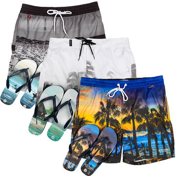 Tokyo Laundry Men's Swim Shorts - Assorted