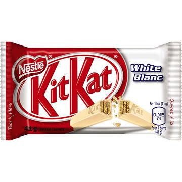 Nestle Kit Kat - White Chocolate - 41g - London Drugs