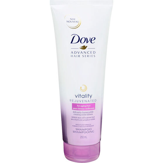 Dove Advanced Hair Series Vitality Rejuvenated Shampoo - 250ml