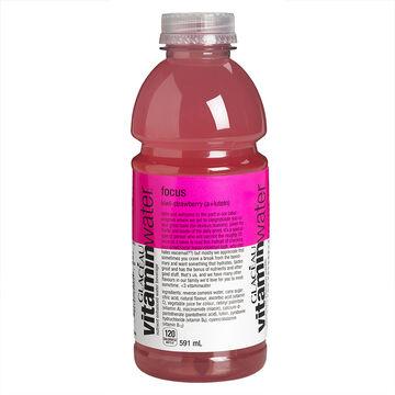 Glaceau Vitamin Water Focus - Kiwi-Strawberry - 591ml