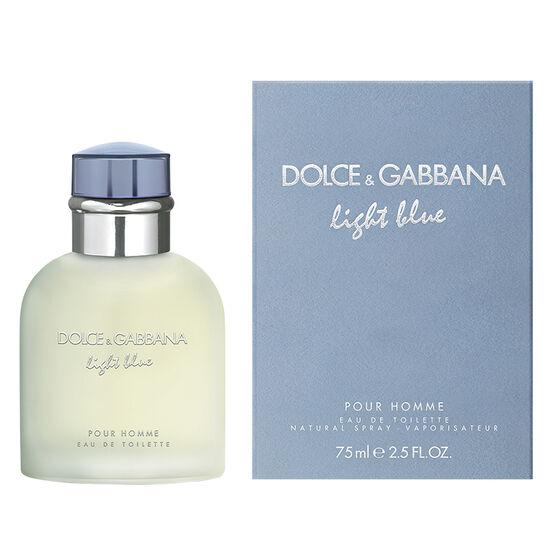 Dolce & Gabbana Light Blue Pour Homme Eau De Toilette - 75ml