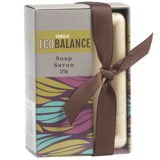 ECOBALANCE Bar Soap - Vanilla - 275g
