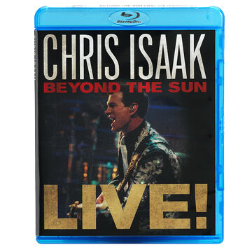Chris Isaak: Beyond The Sun Live! - Blu-ray