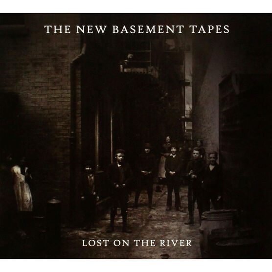 The New Basement Tapes - Lost On The River (Deluxe) - CD