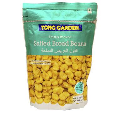 Tong Garden Salted Broad Beans - 500g