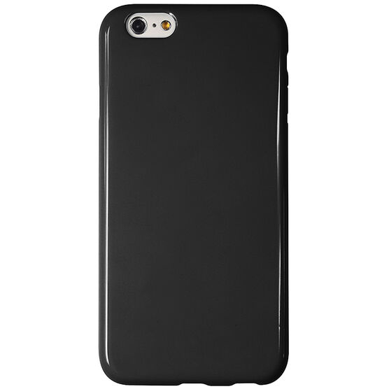 Logiix Gelly Shell 5.5 for iPhone 6 Plus - Black - LGX11016