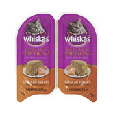 Whiskas Perfect Portions Entrée - Chicken - 2 x 37.5g