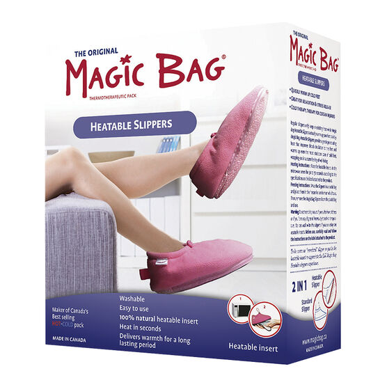 Magic Bag Slippers - One Size