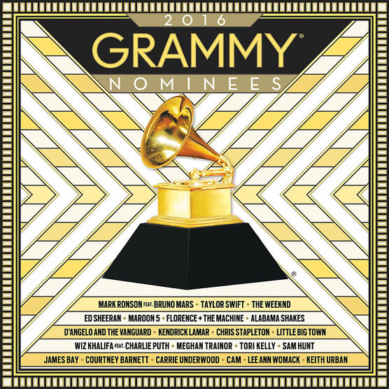 Various Artists - 2016 Grammy Nominees - CD