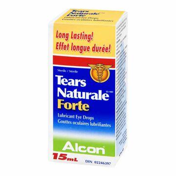 Alcon Tears Naturale Forte Eye Drops - 15ml