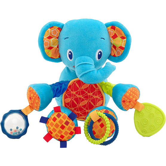 Bright Starts Bunch-o-Fun Plush Characters - Assorted