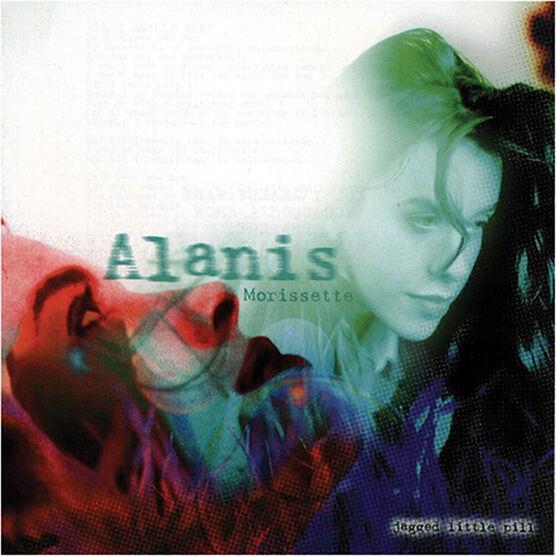 Morissette, Alanis - Jagged Little Pill - Vinyl