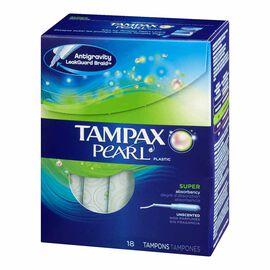 Tampax Pearl - Super - 18's
