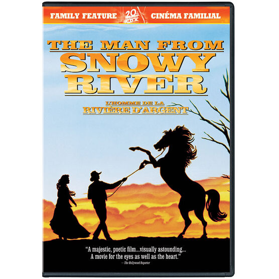 The Man From Snowy River - DVD
