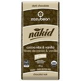 Zazubean Nakid - Cocoa Nibs & Vanilla -85g