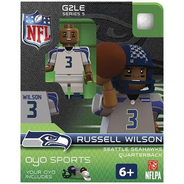 Russell Wilson Figure - P-NFLSEA03